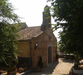 Ermita de Santa Quiteria en Marjaliza
