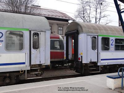 Wagony TLK Karpaty,  PKP Intercity