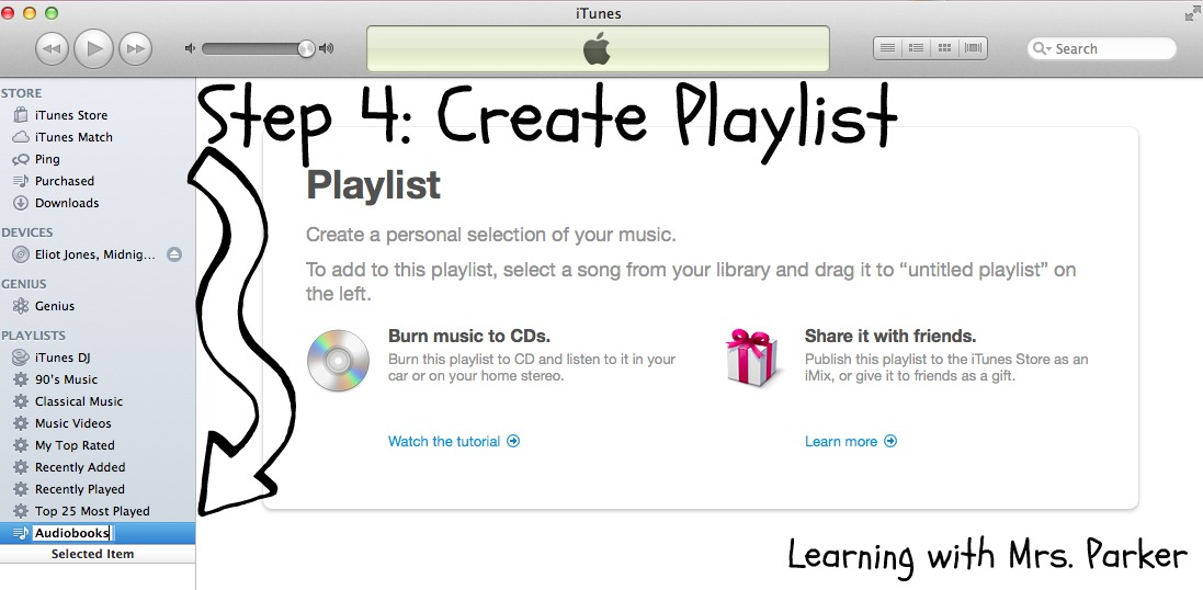 how to get a cd onto itunes