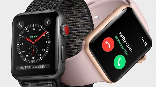 تعرف على سعر ومواصفات ساعة آبل Apple Watch Series 3