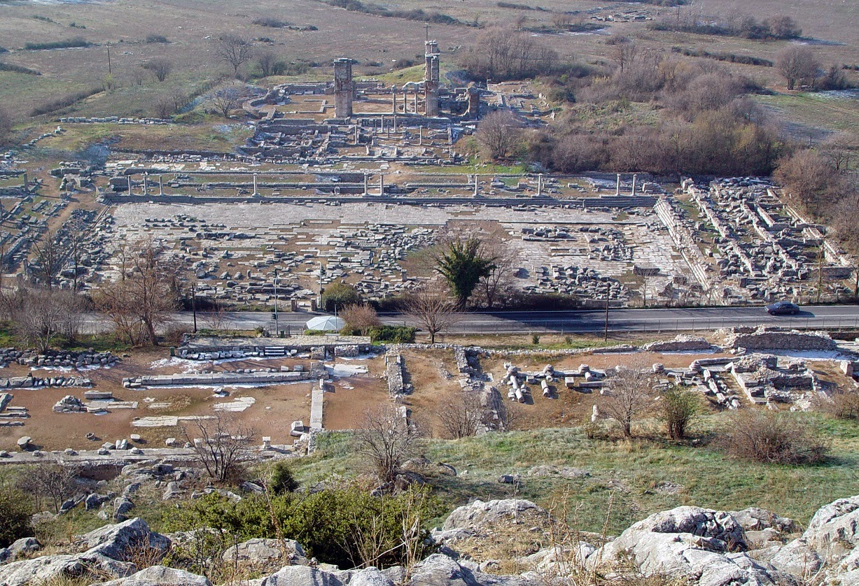 Ancient Philippi candidate for list of UNESCO sites