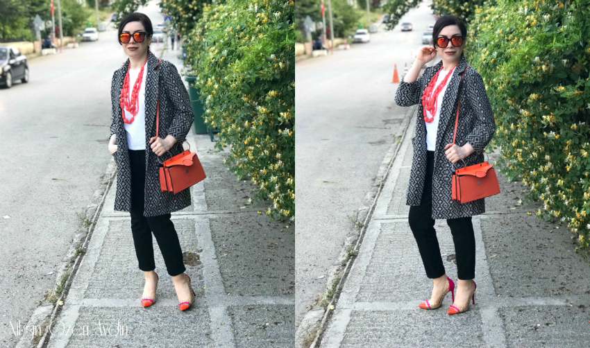 alışveriş-aynalı gözlükler-Fashion bloggers-moda blogları-Oversize Ceket