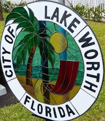 A little 6-square-mile city located in Central Palm Beach County.