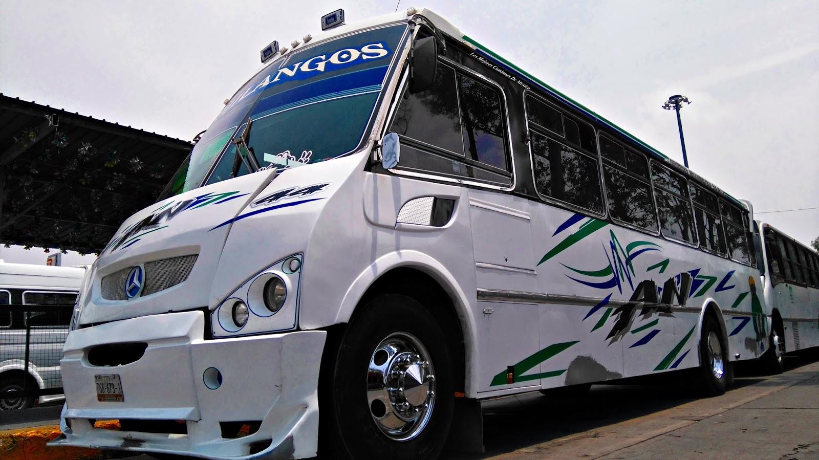 Autobuses edomexdf los mejores camiones de mexico martes for Mercedes benz com mx mexico