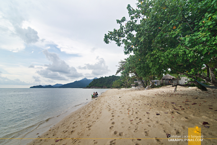 Koh Chang Unnamed Beach
