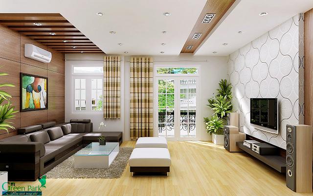 Hình ảnh thiết kế căn hộ chung cư PD Green Park