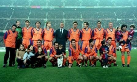 "Skuad ""dream Team"" Barcelona 1992, Di Mana Mereka Sekarang"