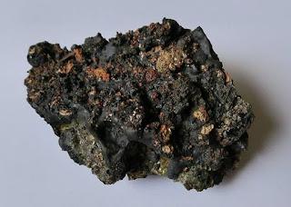 fulgurite type IV
