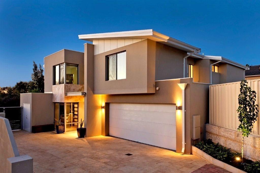 Home Front Elevation Xp : Foundation dezin decor modern house front elevation