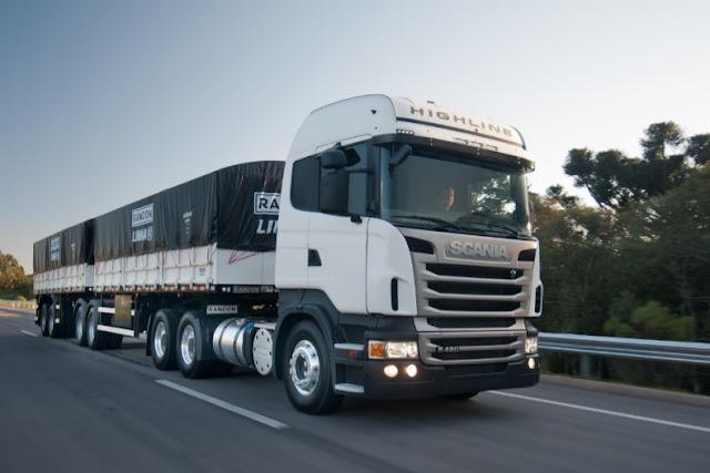 Scania apresenta pacote de soluções na Fenatran 2017