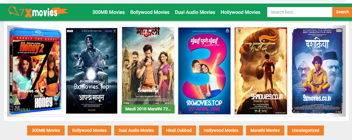best hollywood movie download website in india