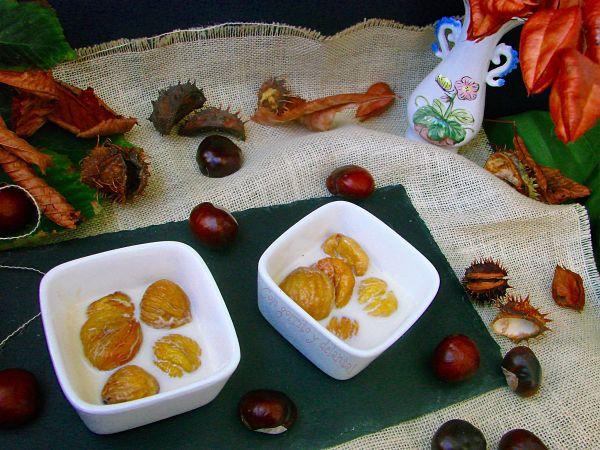 castañas-cocidas-tradicionales-con-gorrito-y-delantal