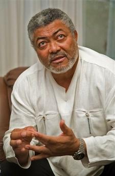 Corruption in NDC begun under Mills - Rawlings