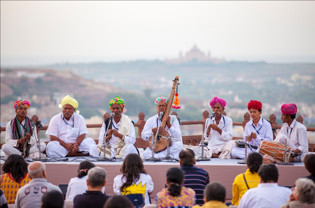 Musical divinity, an inch closer at Jodhpur RIFF