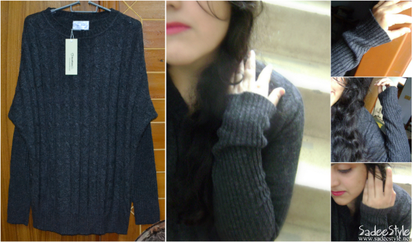 Tokyo Fashion Long Sleeves sweater