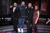 Shalmali Kholgade, Karan Johar,m Shekhar and Baadshah (1) ~  Exclusive.JPG