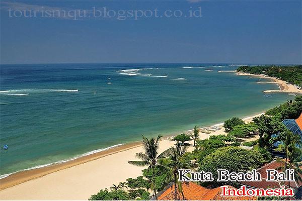 Kuta Beach Tourist Places In Bali