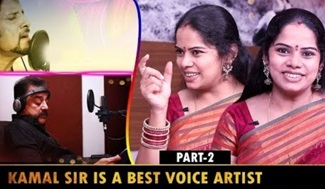 Actress Dubbing Artist Deepa Venkat Interview