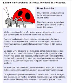 http://www.sol.eti.br/a/portugues/interpretacao_texto_joaninha.php