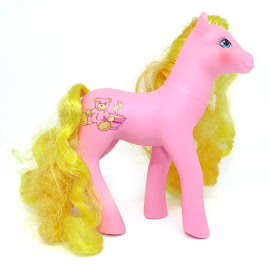 My Little Pony Goldilocks Year Eight Mail Order G1 Pony