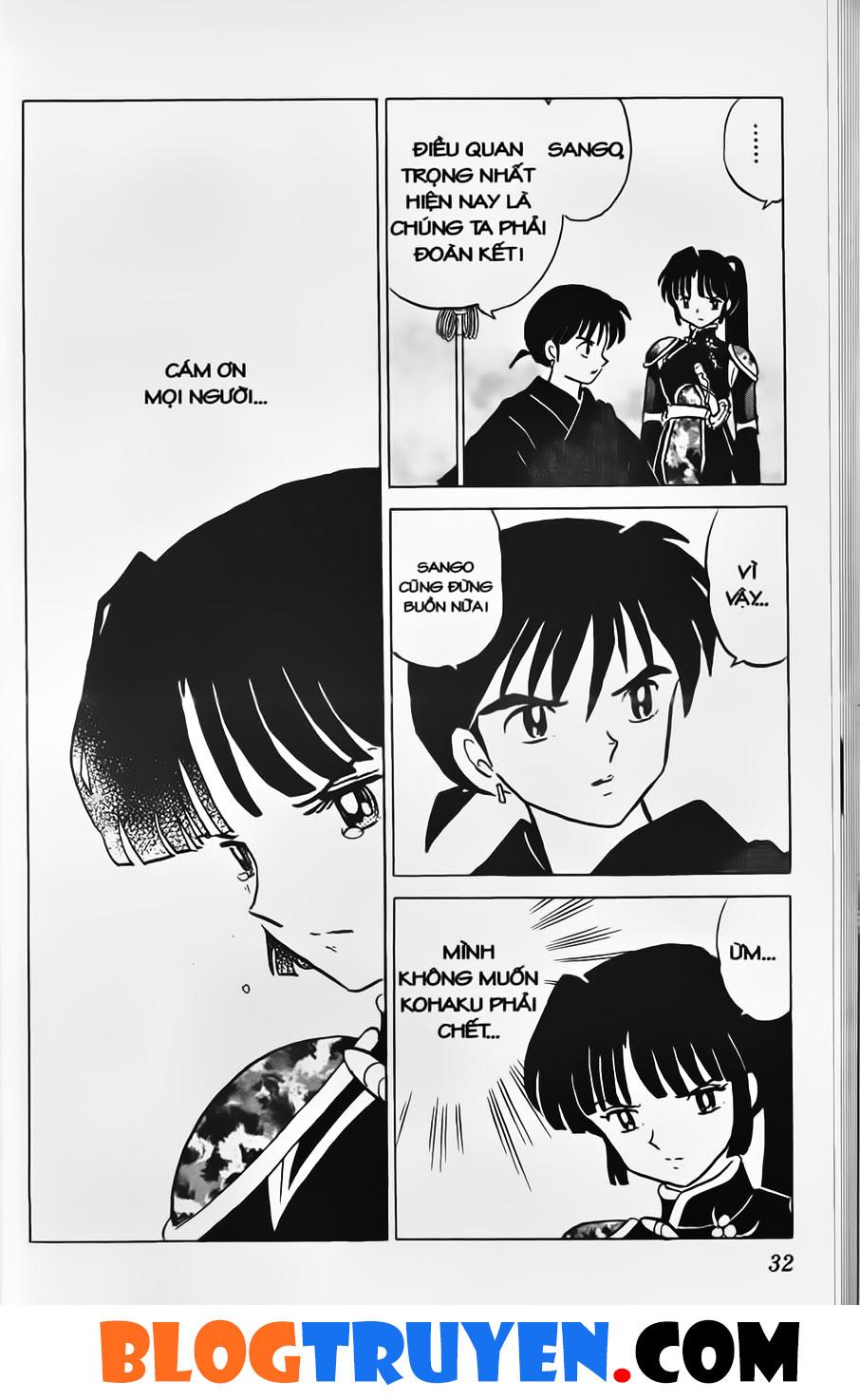 Inuyasha vol 39.2 trang 11