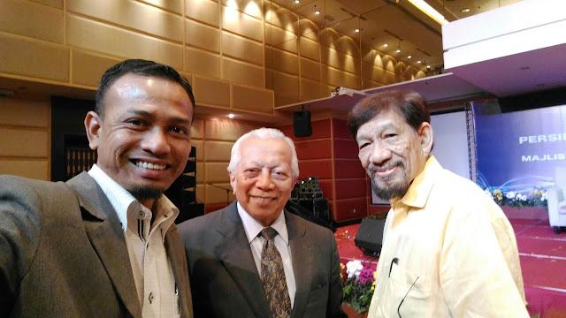 Datuo A Rahman Hassan, Persidangan Tahunan MPM, Seri Pacific Hotel,