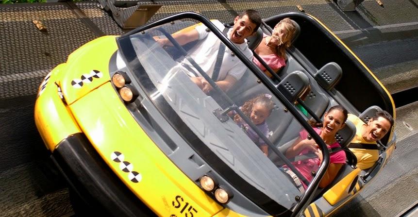 Test Track - Disney Epcot Orlando