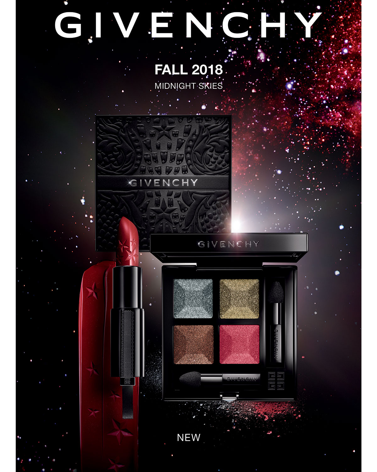 Givenchy-Midnight-Skies-collezione-autunno-2018