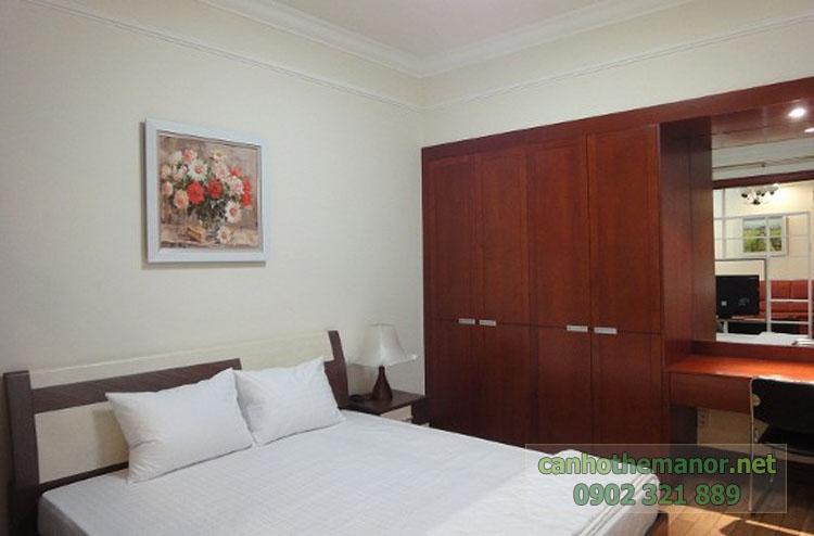 Cho thuê một số căn hộ tại The Manor 2 - phòng ngủ