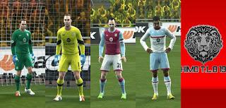 Aston Villa Kits 2016-2017 Pes 2013 By KIMO T.L.B 19