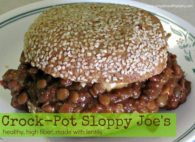 Crock Pot Sloppy Joe's