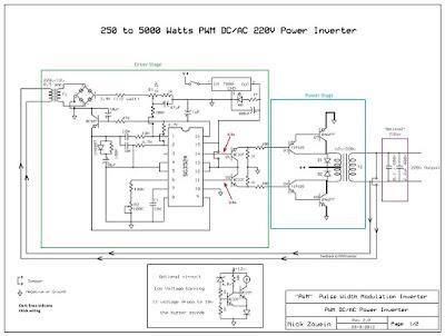 Πως να φτιάξεις φτηνό ηλιακό τροφοδοτικό με inverter (για Laptop, miners κλπ) 1