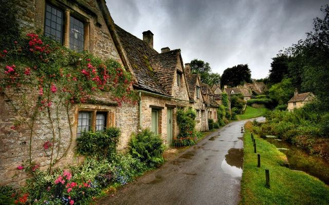 Bibury - İngiltere