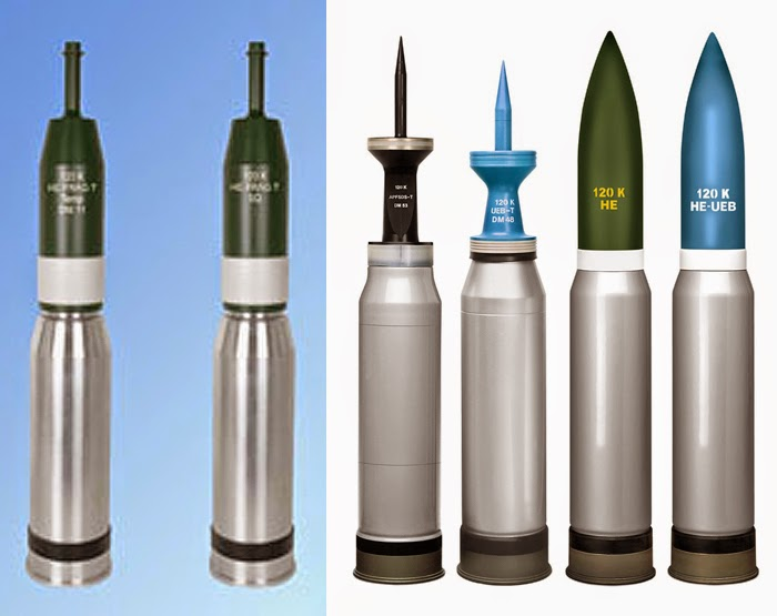 120mm HE DM11