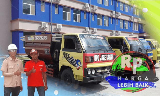 Jasa Sedot Tinja Area Surabaya Barat Kec Tandes Margomulyo