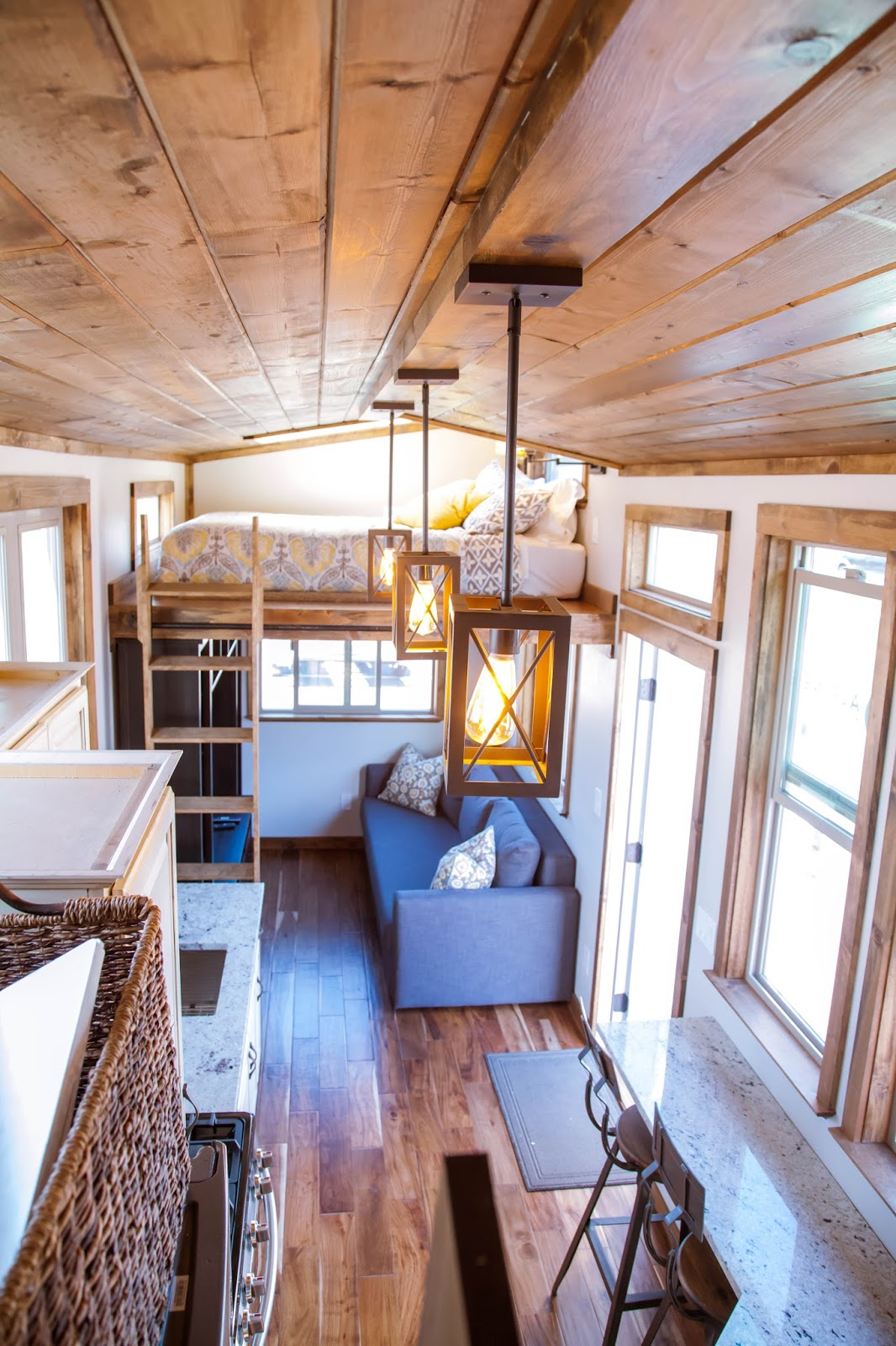 Tiny House Town Teton From Alpine Tiny Homes