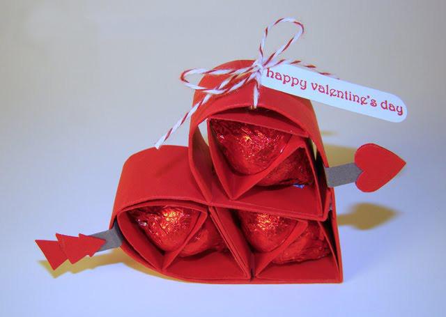 ev yapımı romantik çikolata