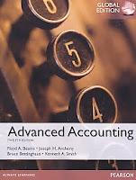 Judul Buku : Advanced Accounting – Twelfth Edition – Global Edition