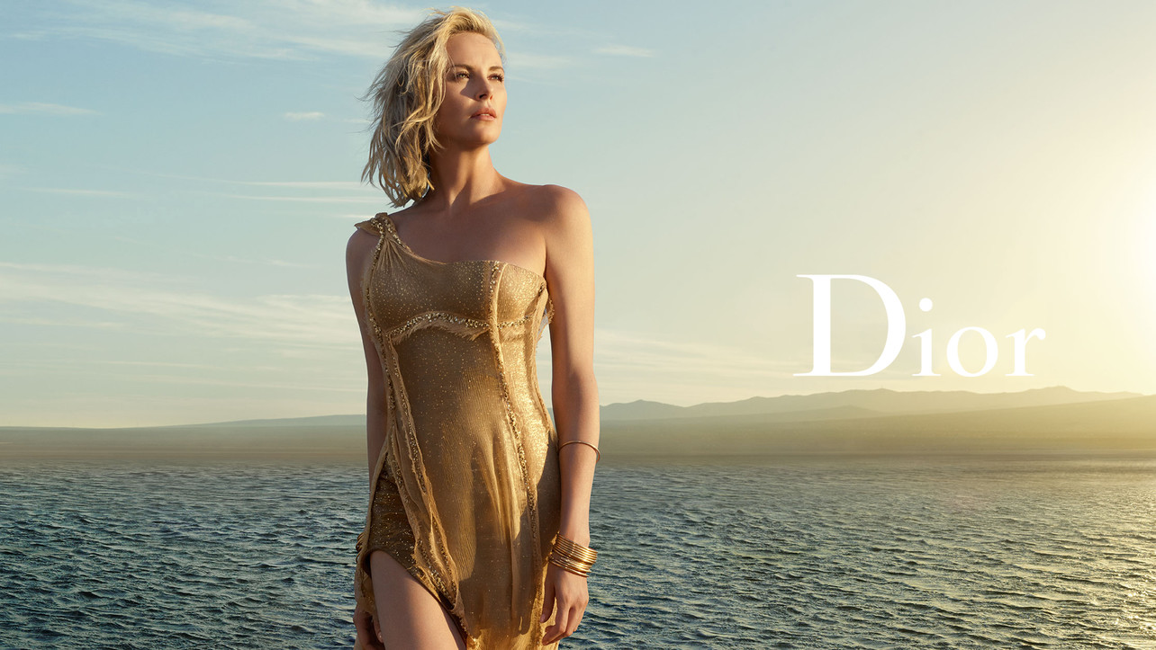 J'adore - The Absolute Femininity -  Charlize Theron 2016