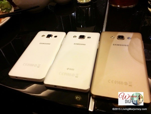 Samsung Galaxy A Series: A3, A5 and A7