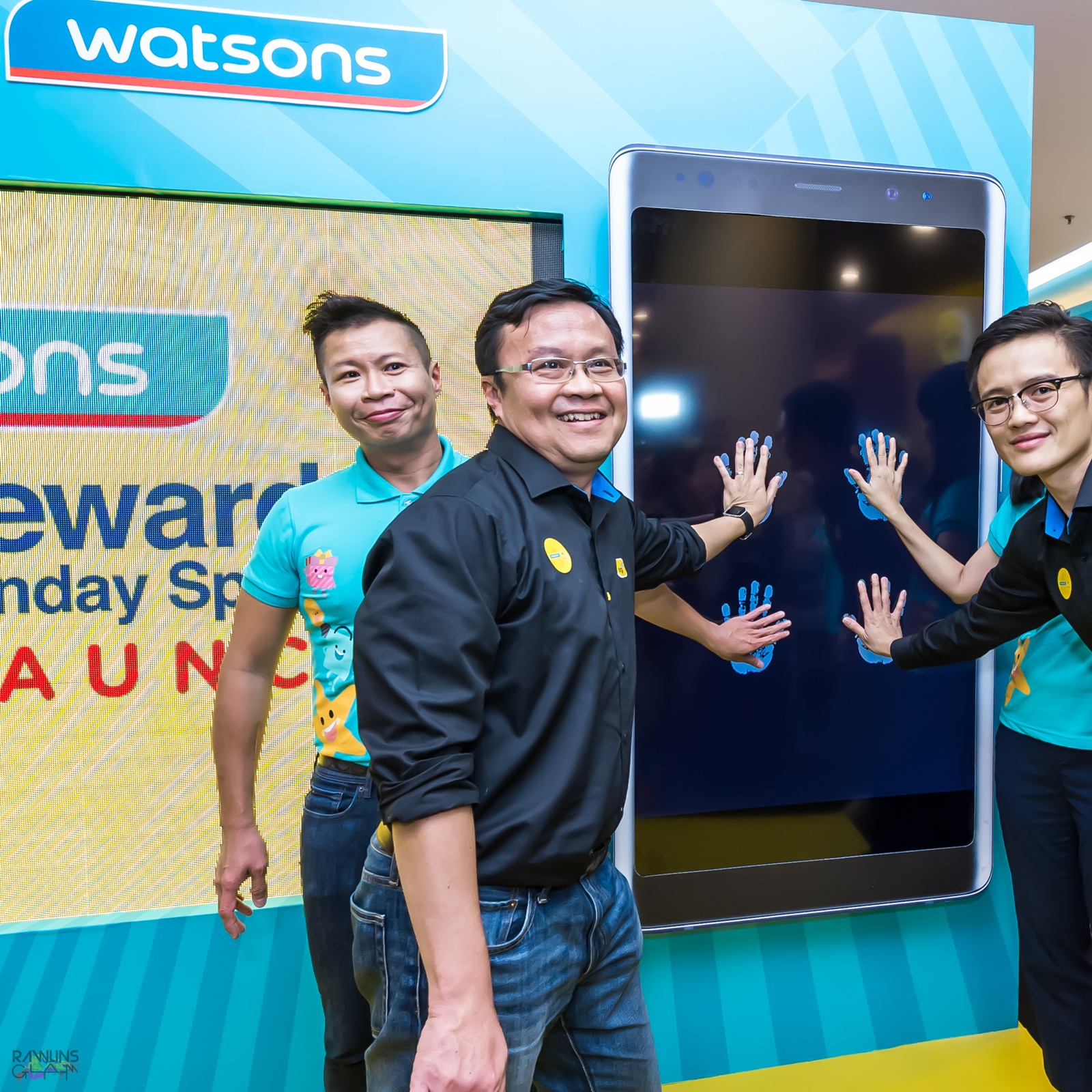Watsons Monday Superdeals, MyDigi, Watsons Malaysia, Rawlins GLAM, Technology, Online Shopping, MyDigi Rewards
