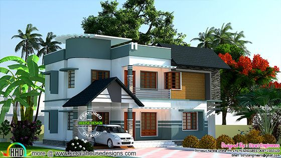 House design by Strut Engineers