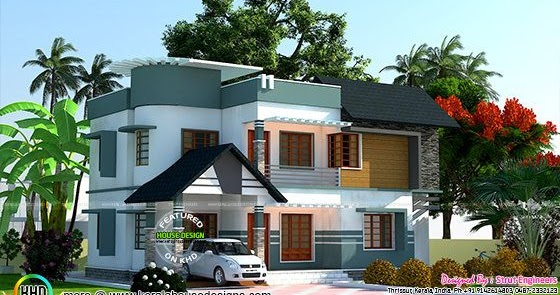 3 different house designs by strut engineers kerala home