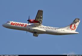 Wings Air akan terbang dua kali sehari ke Banyuwangi.