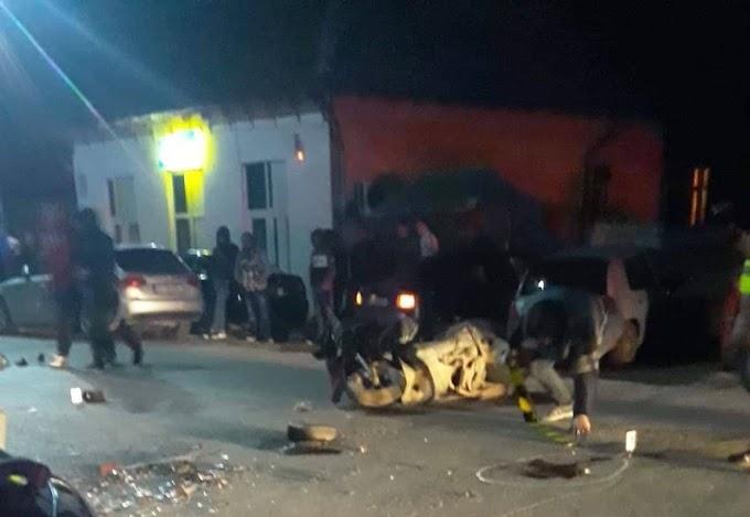 Un tânăr de 24 de ani din Poiana Mare a murit,dupa ce mopedul pe care se afla ,a intrat într-o mașină!