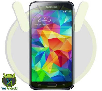 Update Galaxy S5 SM-G900A G900AUCU1ANCE Android 4.4.2 Kitkat