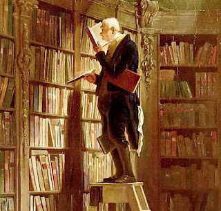 The Bookworm Carl Spitzweg
