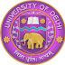 Delhi University MD(Hom) admission notification 2017-18