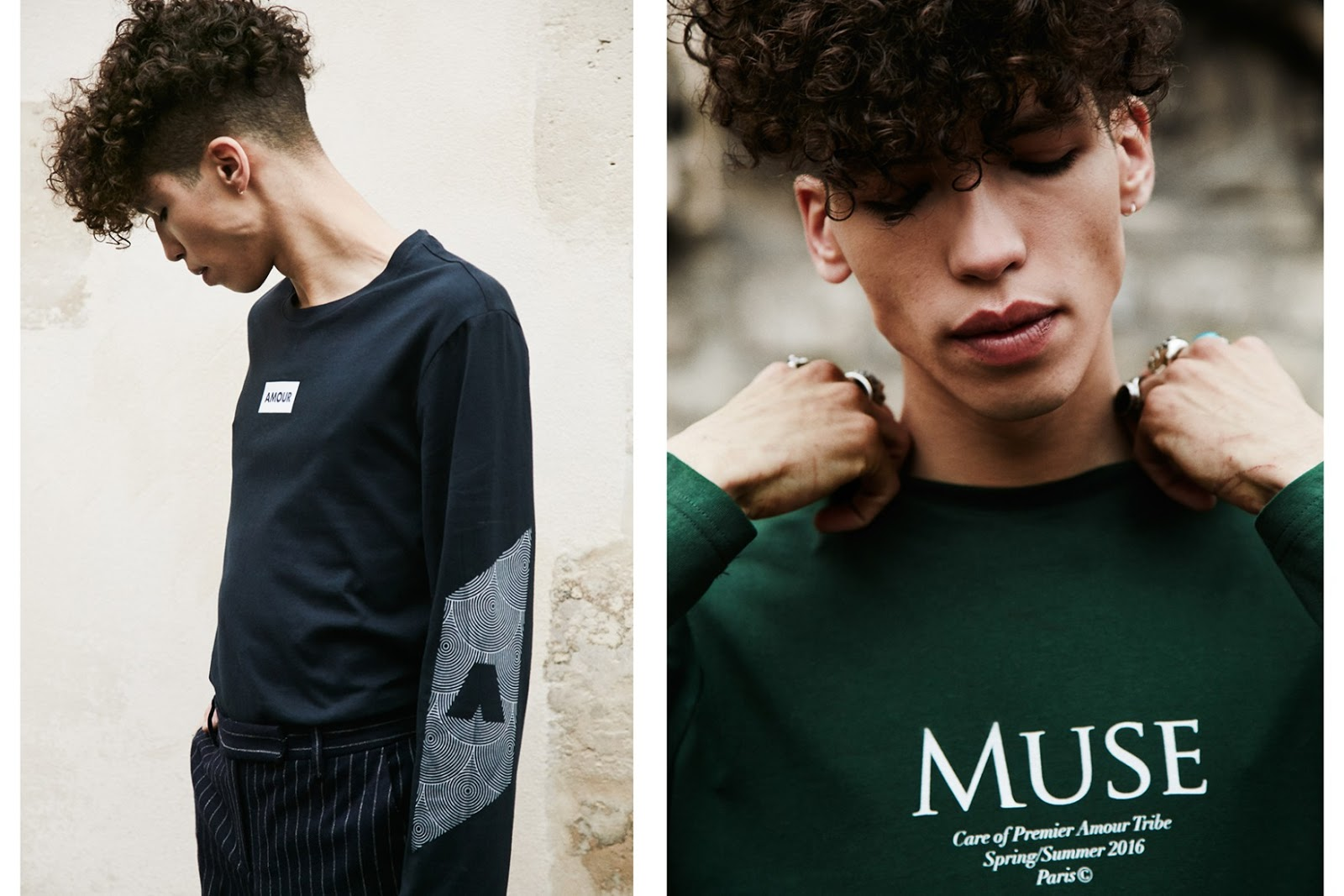 Premier Amour Spring/Summer 2016 Lookbook