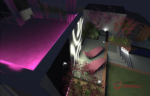 ogród nowoczesny - projektowanie i realizacja